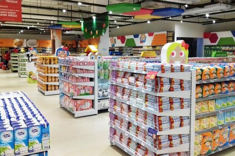 Transmart Tegal, Destinasi Belanja Baru di Pantura