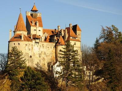 Jangan Baca Kalau Takut! Kastil Drakula di Rumania