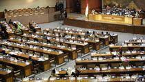 Surat Dibacakan, Belum Ada Pembahasan Angket KPK di Paripurna DPR