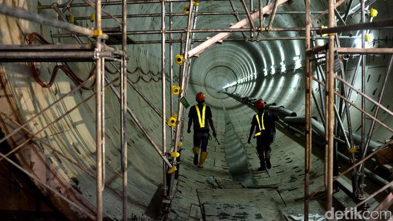 195 Bidang Tanah Proyek MRT Belum Bebas