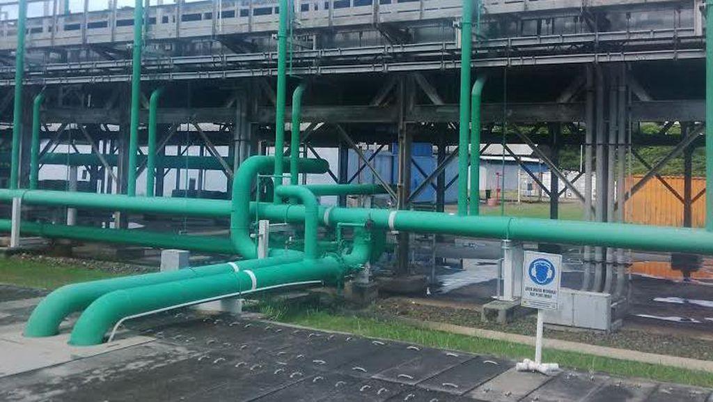 117 MW Listrik PLTGU Senipah Bisa Terangi 4 Juta Warga Kalimantan