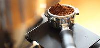 Bubuk kopi yang bisa menebarkan aroma harum.