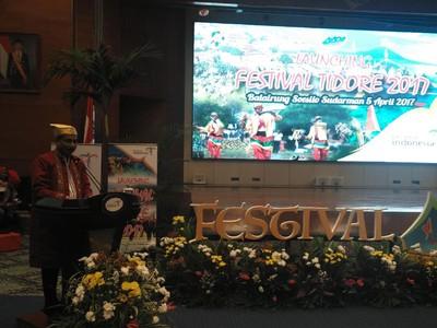Tidore Mesti Bisa Gaet Wisatawan Lewat Budaya