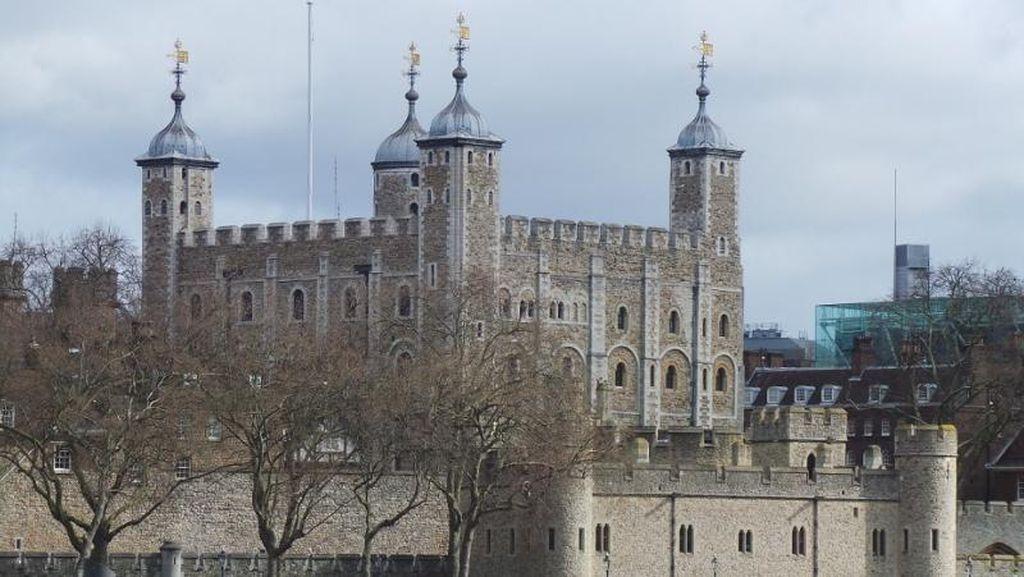 Kastil dengan Kisah Horor di Inggris, Penasaran?