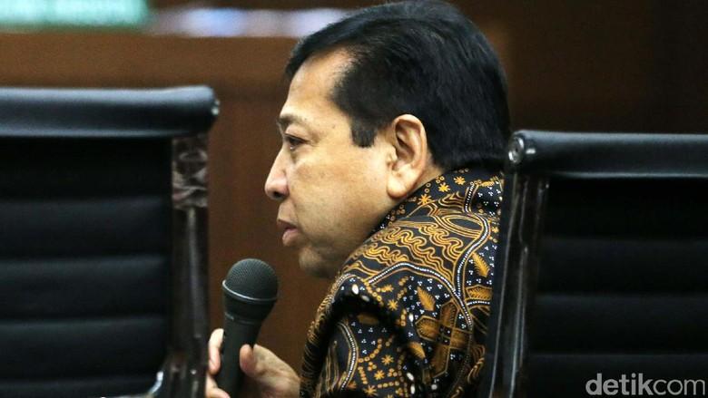 Novanto, Ketua DPR Pertama yang Jadi Tersangka di KPK