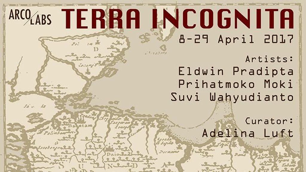 Seniman Tiga Kota Pameran Terra Incognita di Jakarta
