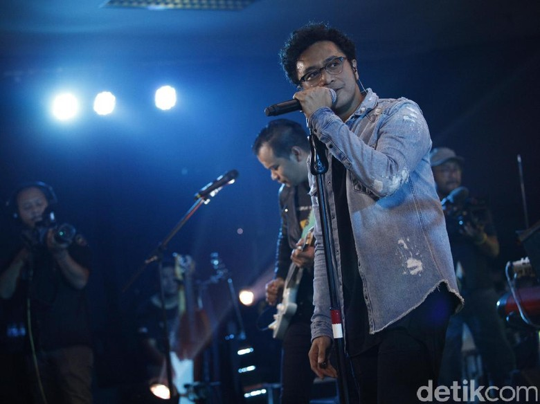 Konser Ditunda, Nidji Janji Beri Penampilan yang Lebih Baik