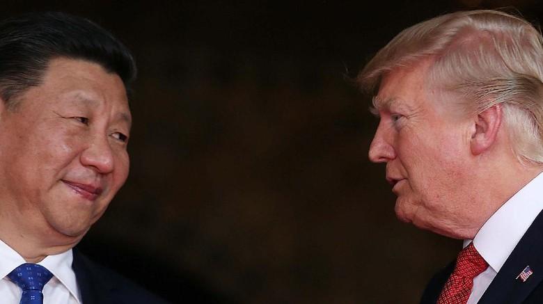 Xi Jinping Siapkan Blok Baru Lawan Proteksionisme Trump