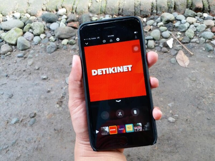 Foto: detikINET/screenhot