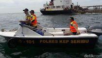 Kapal Bermuatan Bahan Peledak Tenggelam di Kepulauan Seribu