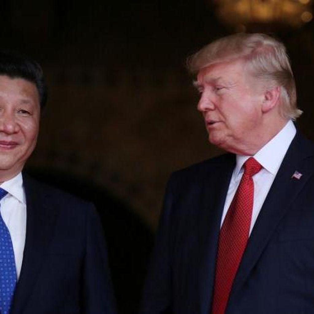 AS Tabuh Genderang Perang Dagang, China Melawan