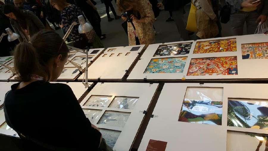 Pesta Kreatif di Pameran Buku Anak Terbesar di Dunia