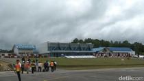 Jokowi Resmikan Rute Internasional Bandara Silangit 28 Oktober