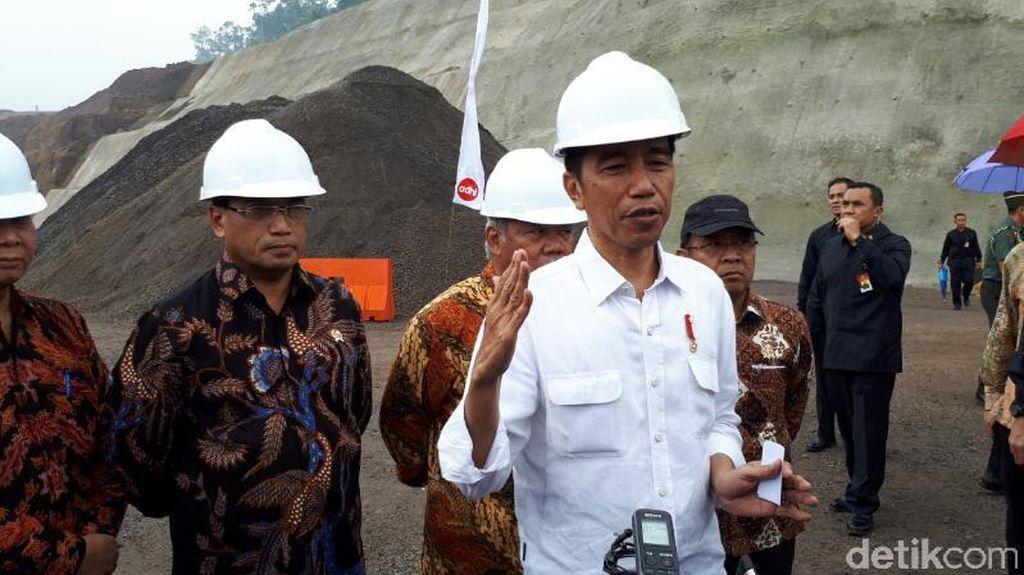 Jokowi Mau Bangun Double Track Bogor-Sukabumi, Ini Alasannya