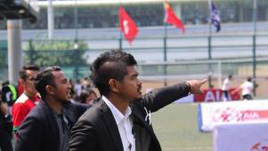 Hadapi Tim Thailand, Bepe dan Firman Utina Bongkar Strategi Permainan