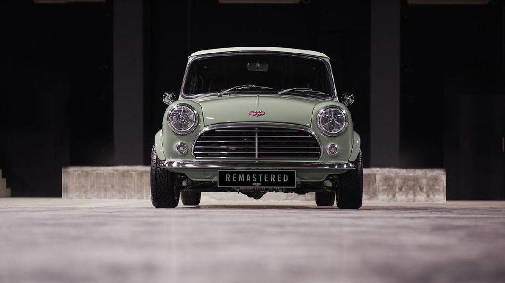 Mobil Klasik Mirip Punya Mr Bean Dilepas Rp 826 Jutaan