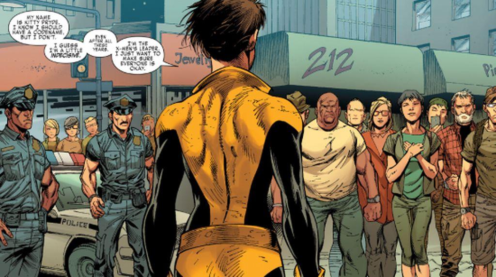 Kontroversi X-Men Gold Jadi Gunjingan Netizen Dunia