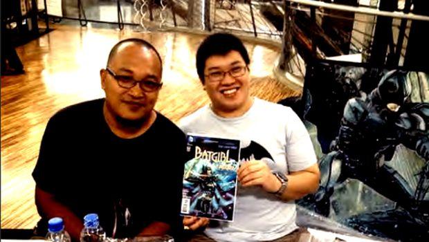 Siapakah Ardian Syaf, Si Komikus 'X-Men Gold #1'?