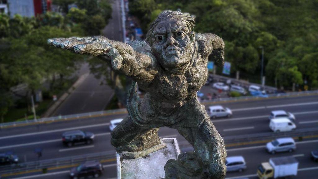 Patung-patung Ikon Kota Jakarta