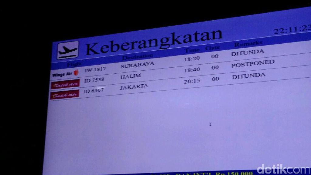 Penjelasan AP I Soal Bandara Adi Sucipto Yogya Tutup Pukul 22.00 WIB