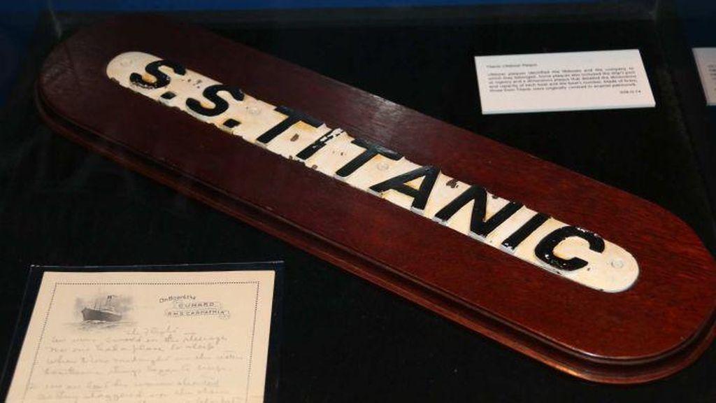 Pameran Titanic di Australia Tawarkan Pengalaman Unik