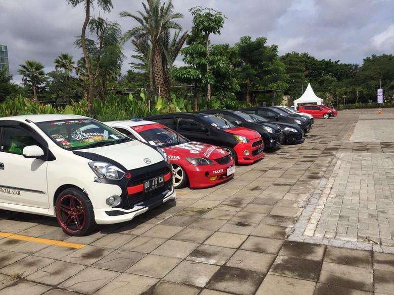 Klub Pecinta Agya di Makassar Masuki Usia Kedua