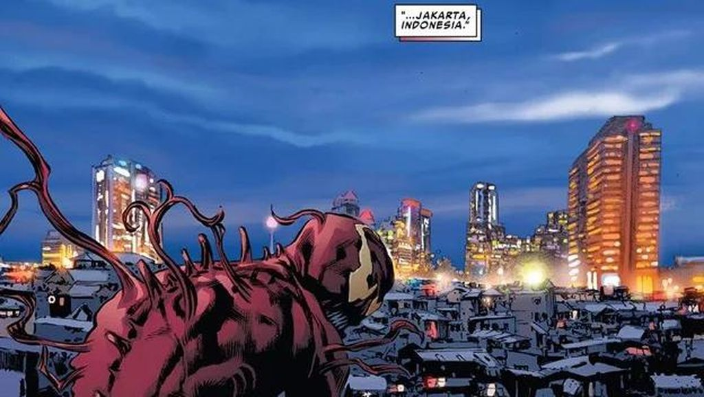 Ketika Indonesia Muncul di Komik Marvel dan DC