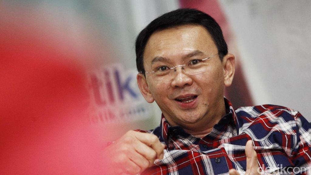 Kata Pengusaha Soal Sosok Ahok Selama Jabat Gubernur DKI