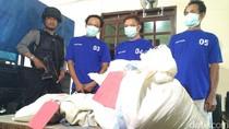 Polisi Bekuk Pencuri Cengkeh Senilai Ratusan Juta Rupiah di Bantul