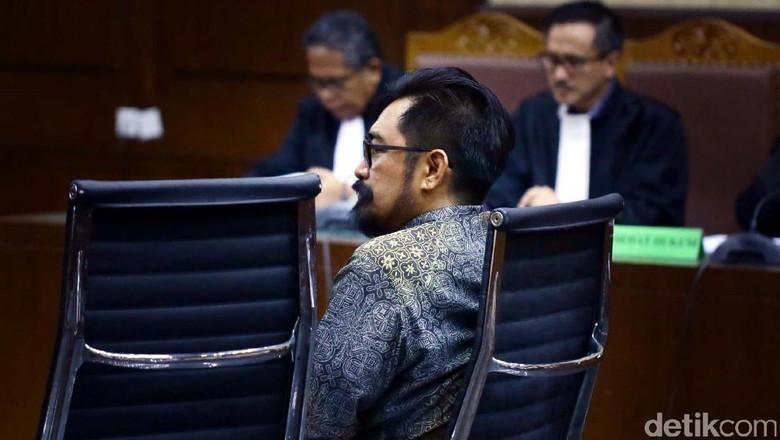 Soal Uang Rp 5 M, Choel Mallarangeng Mengaku Hadiah Ulang Tahun