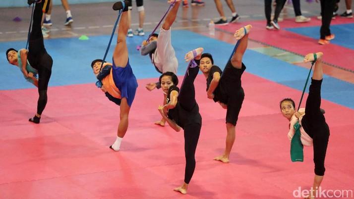 Pelatnas Taekwondo Pemanasan Jelang SEA Games 2017