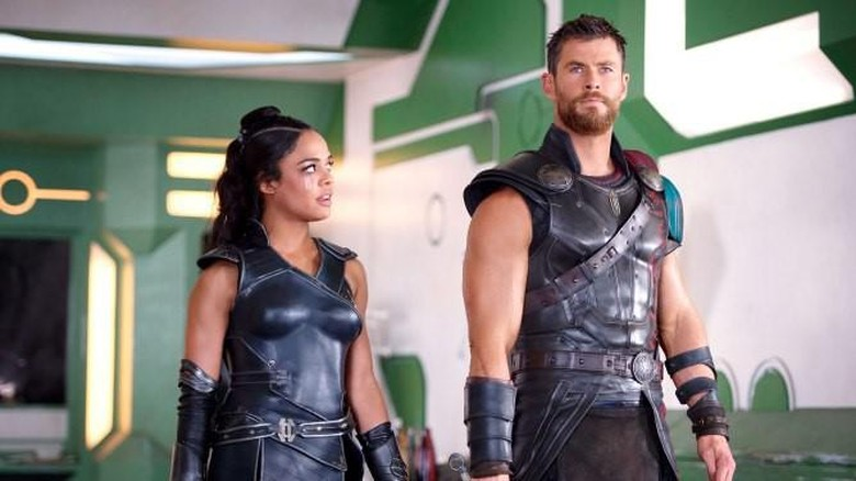 Tessa Thompson Masih Tak Percaya Main di Film Marvel