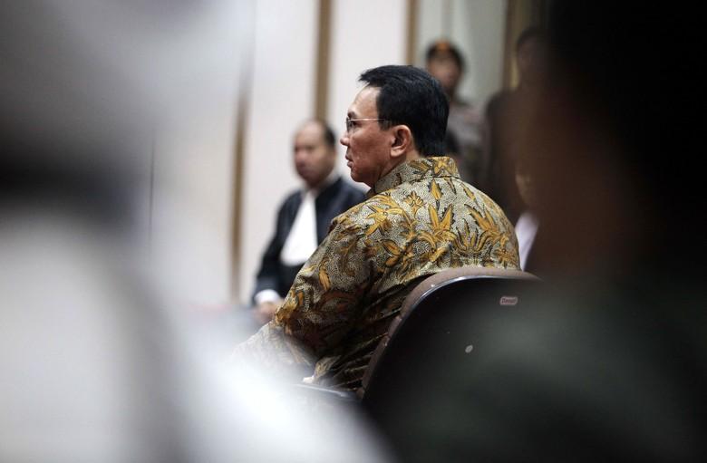 Ahok Dituntut Hukuman Percobaan 2 Tahun