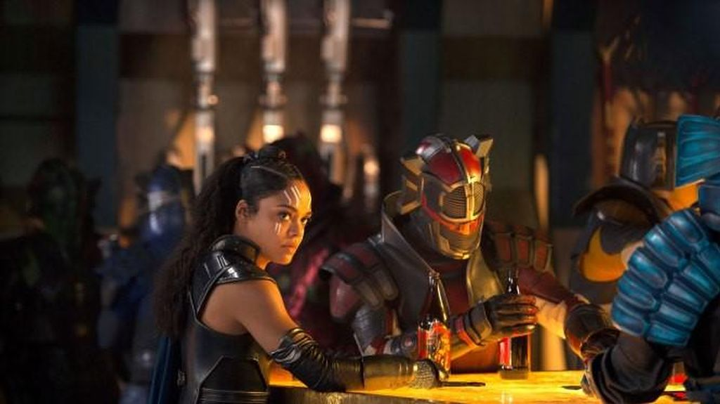 Karakter Valkyrie Simbol LGBT di Thor: Ragnarok