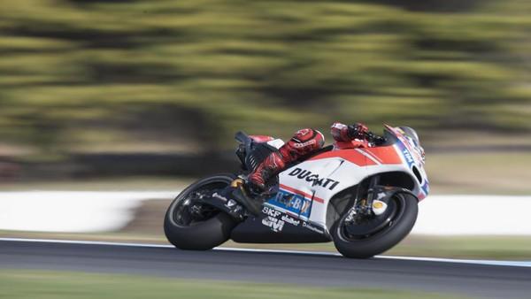 Lorenzo Sudah Tak Sabar Tunggangi Motor Ducati di Depan Penggemarnya
