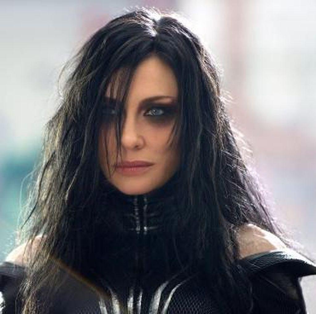 Tekanan Besar Cate Blanchett Perankan Hela