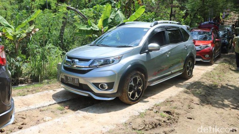 Hanya Jual 1 BR-V di Agustus, Honda: Konsumen Lagi Senang Mobilio