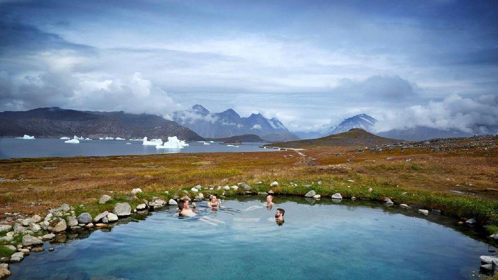 Destinasi Unik Dekat Kutub Utara: Pulau Disko