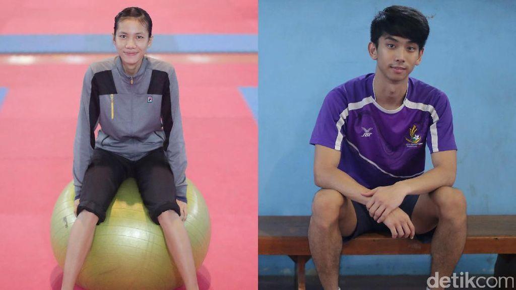 Dua Pelatnas Taekwondo Siap Harumkan Merah Putih di SEA Games