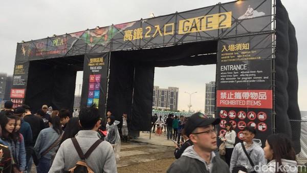 Euforia Coldplay Berlanjut di Taiwan