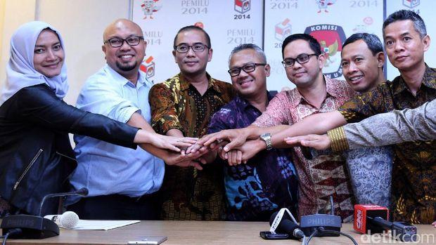 Arief Budiman Terpilih Sebagai Ketua KPU RI