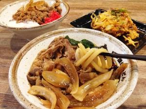Tamoya: Enak Mengenyangkan Sanuki Udon dan Rice Bowl Bertabur Daging Pedas