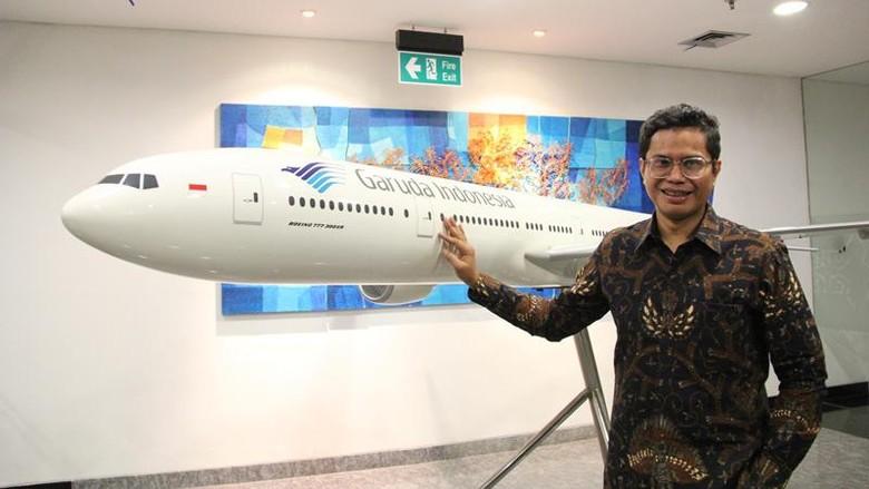 Ekonomi RI Disebut Lesu, Bagaimana Penjualan Tiket Pesawat?