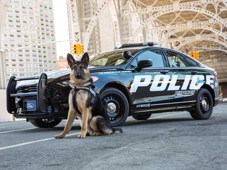 Mobil Hybrid untuk Polisi Buatan Amerika