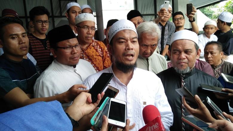 Ingin 100 Orang Jaga TPS, Tamasya Al Maidah Nyatakan Tak Intimidasi