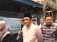 Usai Salat Jumat, Djarot Diusir dari Dalam Masjid