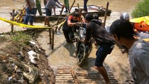 Semua Motor Korban Perahu Tambang di Gresik Berhasil Ditemukan
