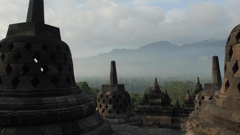 Candi Borobudur (Johanes Randy/detikTravel)