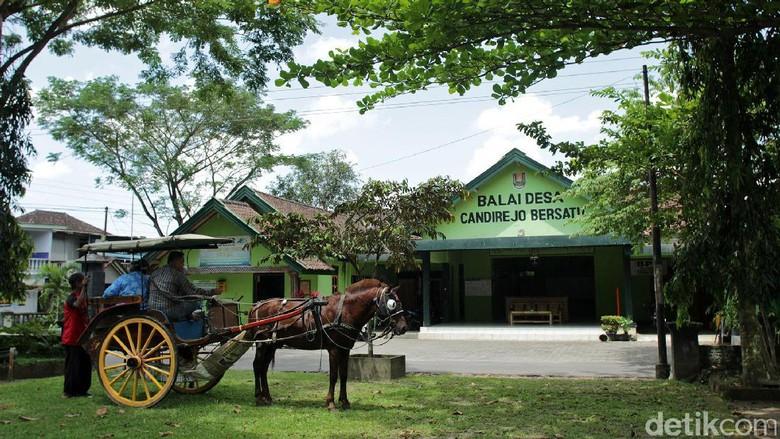 Foto: Balai Desa Candirejo (Randy/detikTravel)