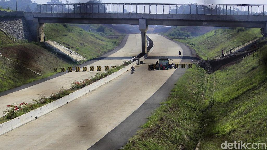 Sampai Akhir 2017, RI Bakal Punya Tambahan 379 Km Tol Baru